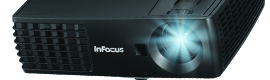 Ceymsa distributed in Spain InFocus projectors
