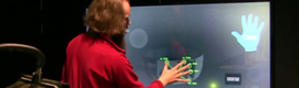 MultiTouch integrates monitoring hybrid in their touch screens MultiTaction