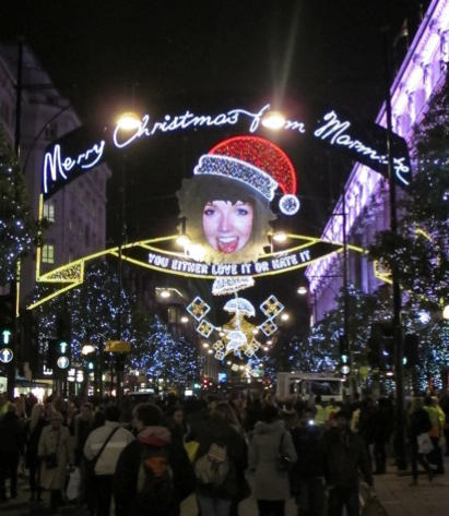 Navidad Digital Signage