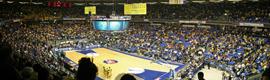 El Nokia Arena de Tel Aviv convertirá su marcador en un 'Trivial' interactivo