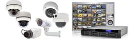 The VioStor NVR QNAP integrate with IP cameras HD Illustra American Dynamics