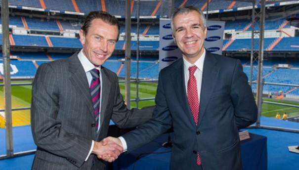 Acuerdo Real Madrid Samsung