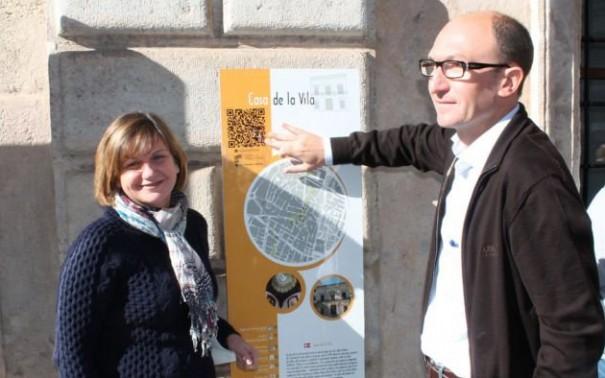 Ayuntamiento Sueca Codigos QR Patrimonio
