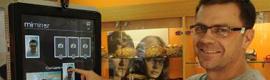 Toshiba TEC mejora la experiencia retail con su espejo interactivo 'MiMirror'