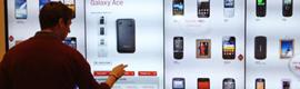 Virgin propone una vanguardista experiencia retail interactiva