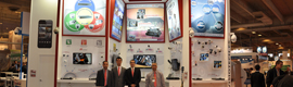Visiotech exhibits its latest video surveillance in Expoprotection 2012