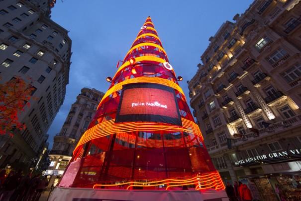 Vodafone Navidad