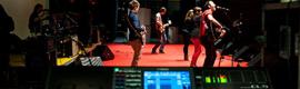 La nueva consola CL5 de Yamaha, en el 'Liet International', la Eurovisión de las lenguas minoritarias