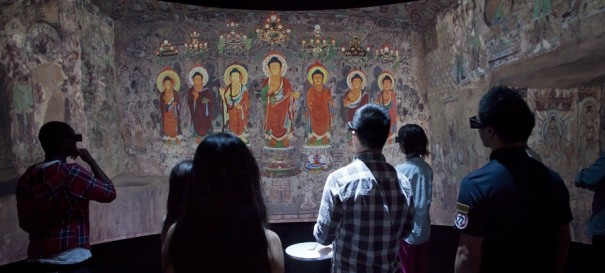 Pure Land: Inside the Mogao Grottoes at Dunhuang