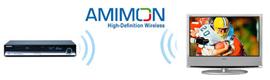 Amimon lleva sus soluciones profesionales para digital signage al CES 2013