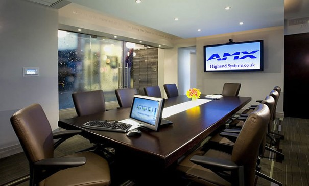 AMX Meeting Room
