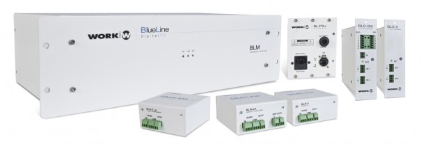 Blueline digital