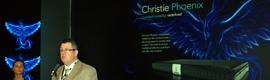Christie anuncia en ISE 2013 el nuevo sistema de gestión de contenido abierto Christie Phoenix