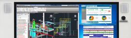 Cyviz emplea el proyector F35 panorama para una nueva solución de telepresencia colaborativa