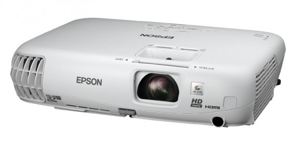 Epson 3LCD PowerLite Home Cinema