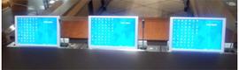 El GECF elige los monitores Dynamic 2 de Arthur Holm para su sala de conferencias