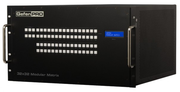 Gefen Matrix Modular