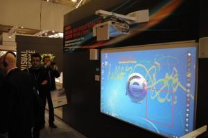 Pizarra interactiva de Panasonic
