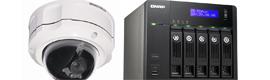Las soluciones de grabación y monitorización de vídeo de QNAP, certificadas con las cámaras IP de Grandstream