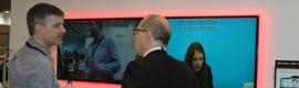 Radvision muestra en ISE su nueva solución de colaboración de video e integración UC