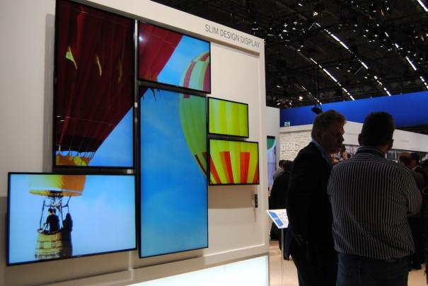 Samsung en ISE 2013