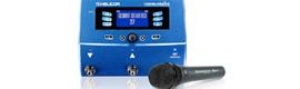TC-Helicon y Sennheiser presentan paquetes integrados para vocalistas
