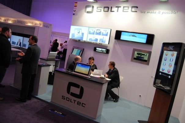 Soltec en ISE 2013