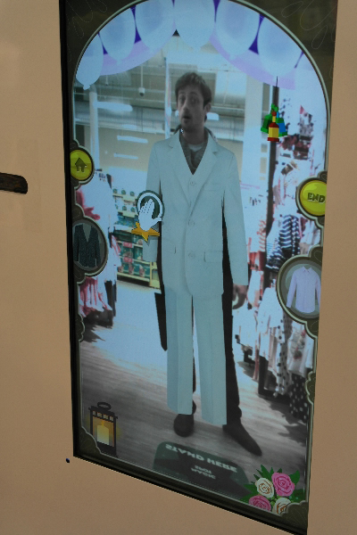 Tesco_Magic Mirror