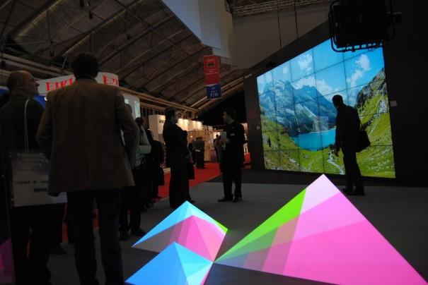 Panasonic en ISE 2012