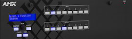 AMX Enova DGX 8, pensado para pequeñas instalaciones que precisan de conmutación de medios digitales