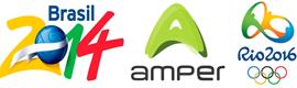 Amper se adjudica un proyecto de seguridad para grandes eventos en Brasil