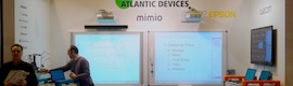 Mimio extends the possibilities of the classroom digital interactive with new solutions