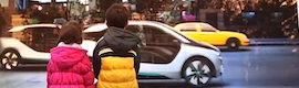 Barco participa en Nueva York en una interesante experiencia interactiva de BMW en plena calle