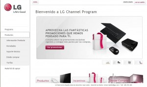 Channel Program de LG