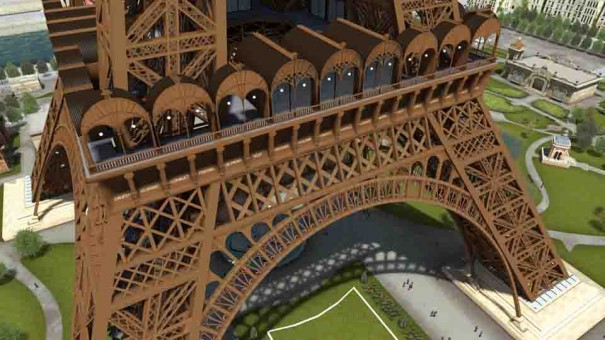 Dassault Systèmes, París 3D