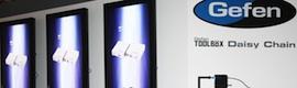 Gefen permite conectar hasta cien pantallas con Daisy Chain HD
