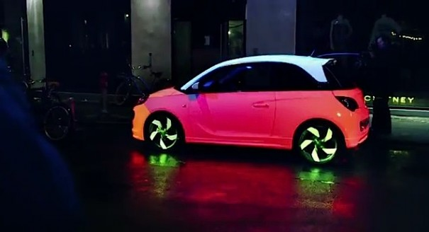 "Mapping ""The Color Changing Car"""