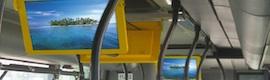 Megabus pone en marcha con Scala un canal de entretenimiento en los autobuses de Moscú