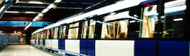 Night shutdown and LED lighting systems enable Madrid Metro to save 12 million euros a year