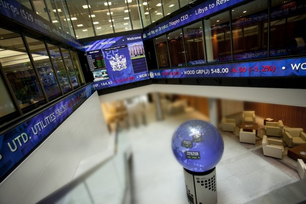 MicroTiles en la London Stock Exchange