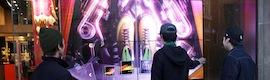 El escaparate del flagship de Nike en Barcelona es ahora interactivo
