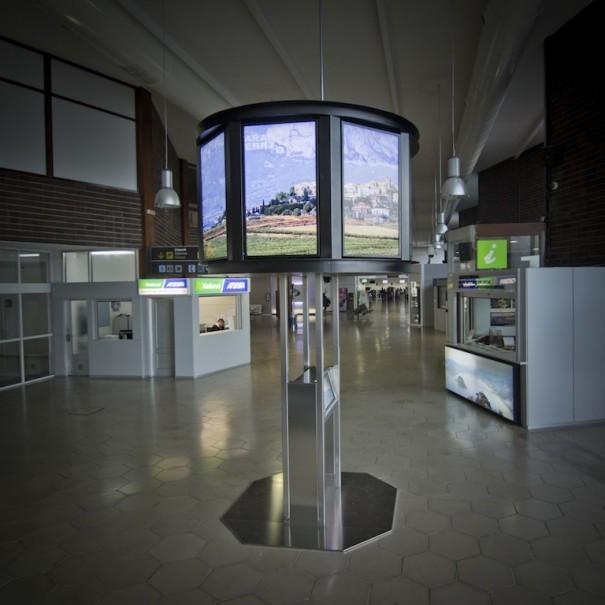 PIT en el Aeropuerto de San Sebastián