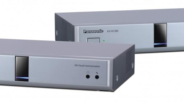 Panasonic KX-VC600 y KX-VC300