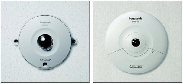 Panasonic WV-SW400/WV-SF400