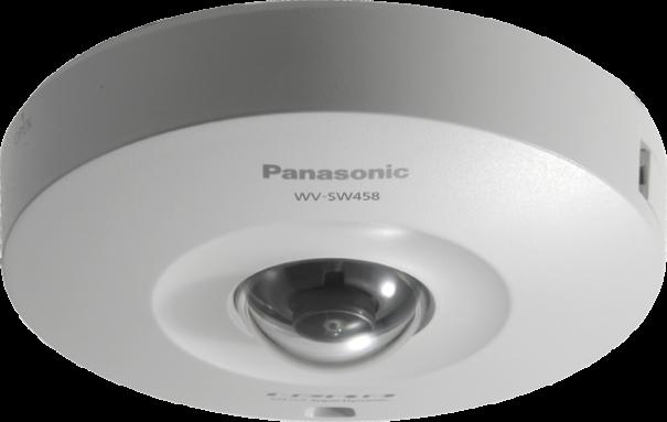 Panasonic WV-SW458M