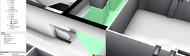 Schneider Electric presents Pelco 3D, the first software for the design of three-dimensional video surveillance systems