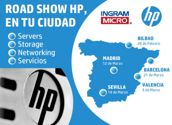 Roadshow Ingram Micro HP