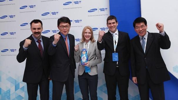 Samsung comienza la cuenta atrás para Sochi 2014