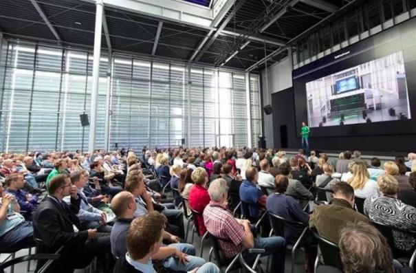 Unicol diseña en Alemania un video wall gigante