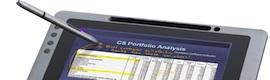 Wacom presenta la nueva pantalla interactiva de lápiz DTU-1031